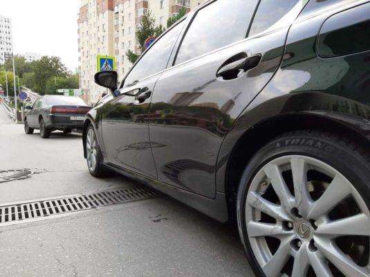 Мойка автомобиля на Кирова